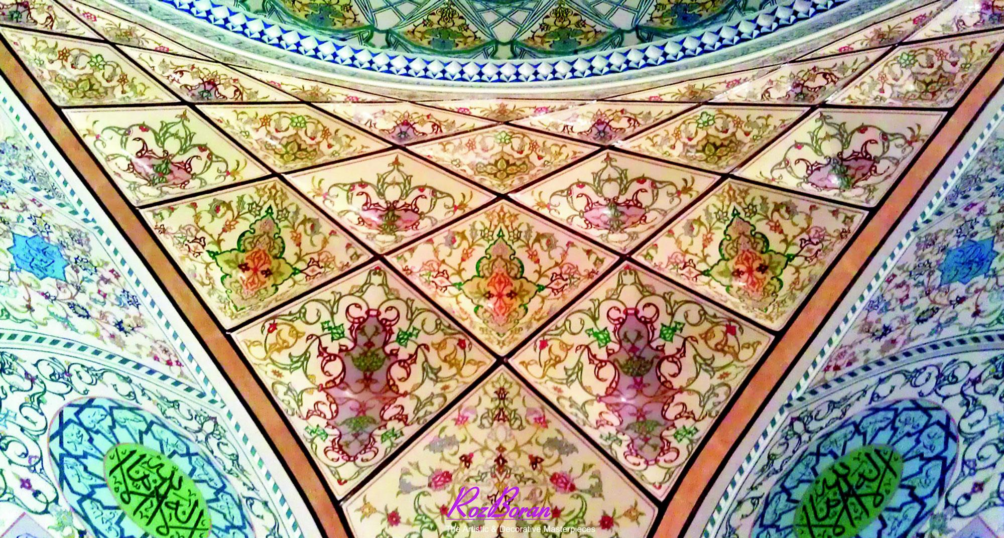 معماری سنتی اسلامی
