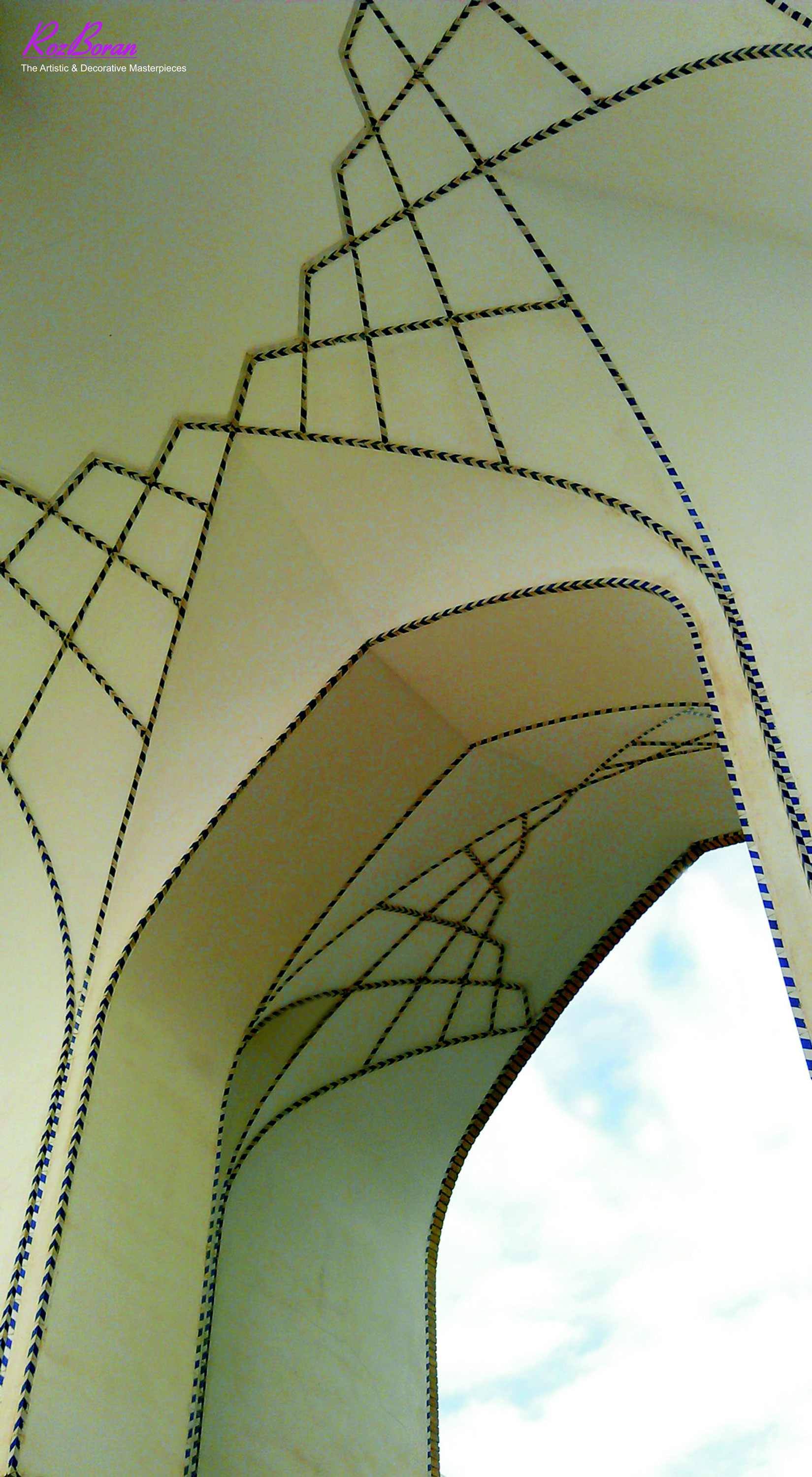 معماری اسلامی و هنر کاربندی