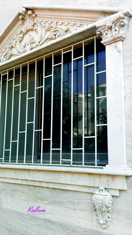 سیمانبری لوکس نمای ساختمان