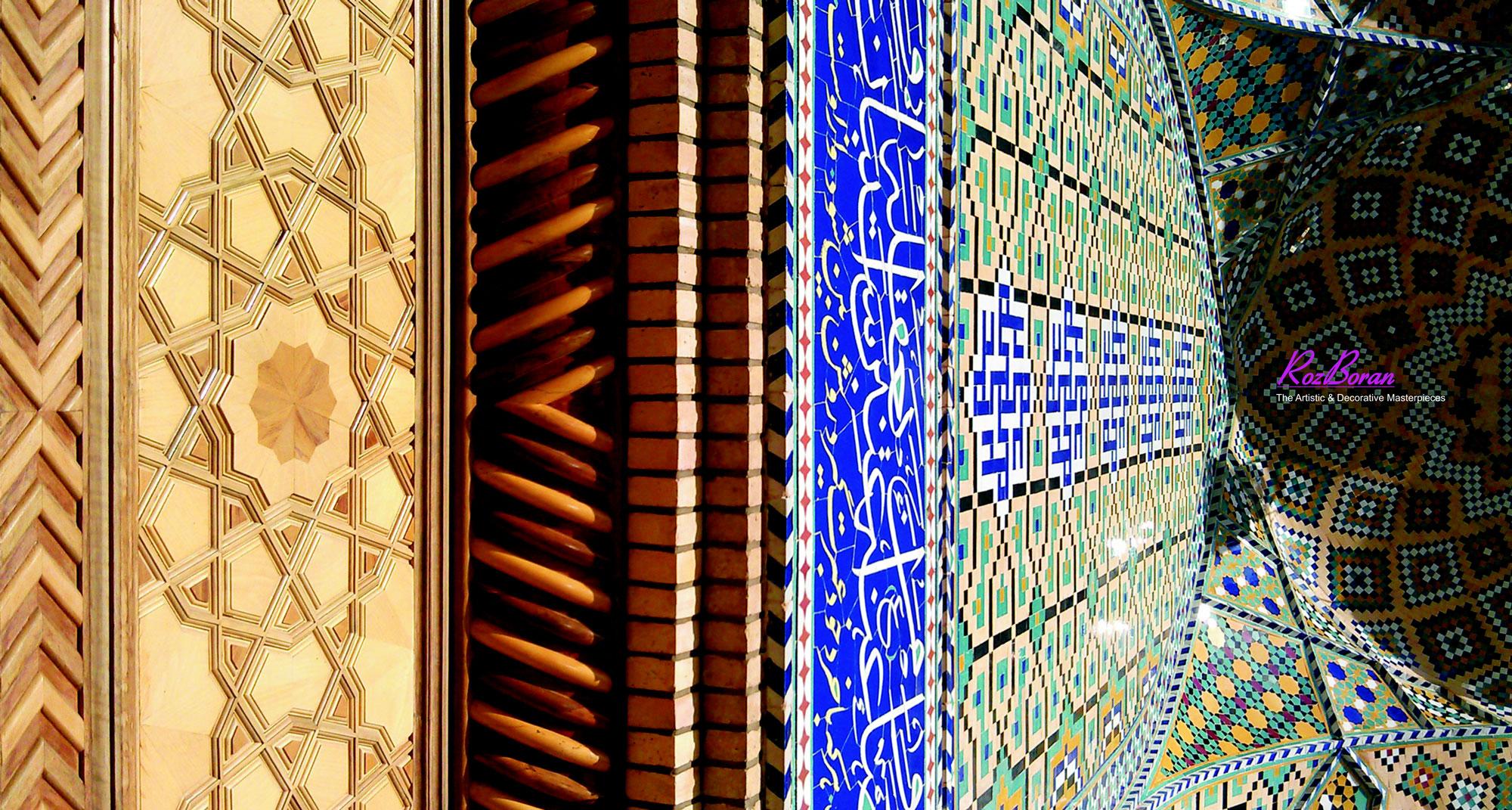 تزئینات معماری