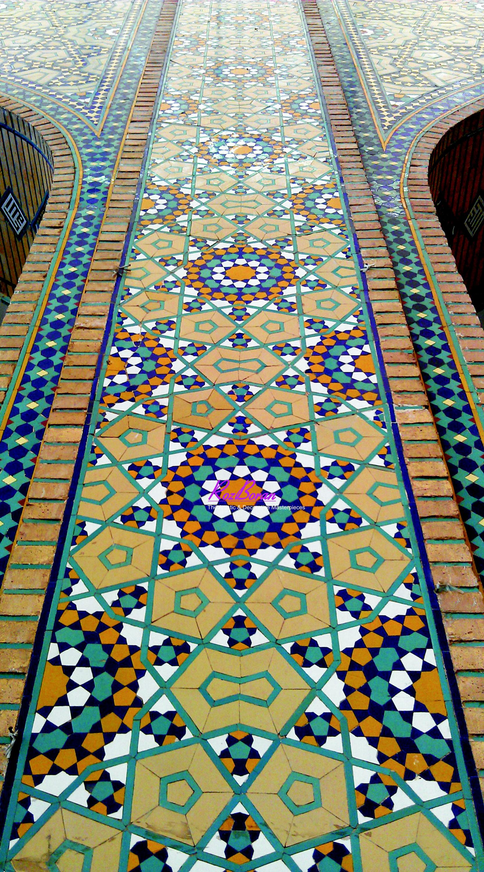تزئینات معماری ایران